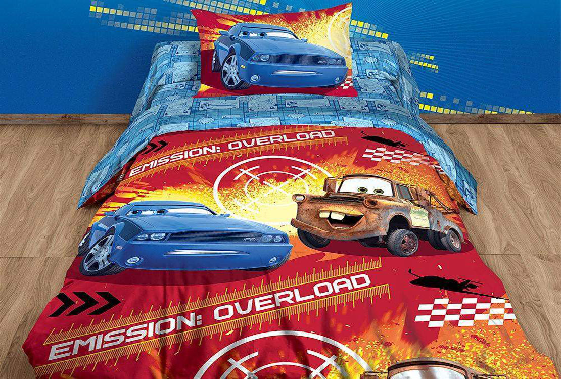 Детское постельное белье Cars