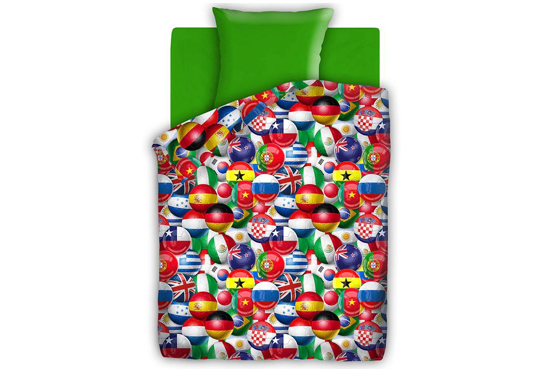 Детское постельное белье Чемпионат