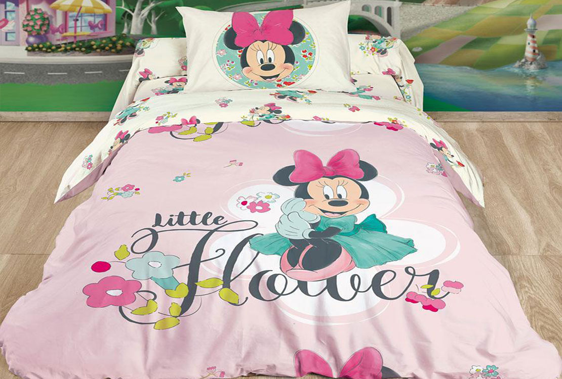 Детское постельное белье Minnie