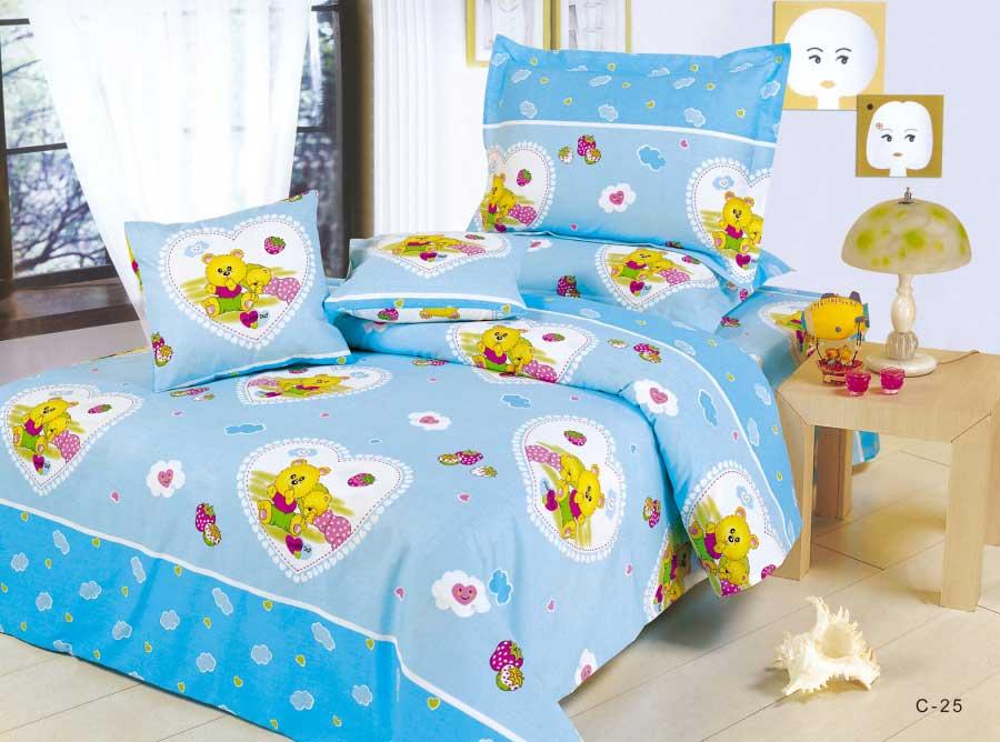 Детское постельное белье Сайлид C-25