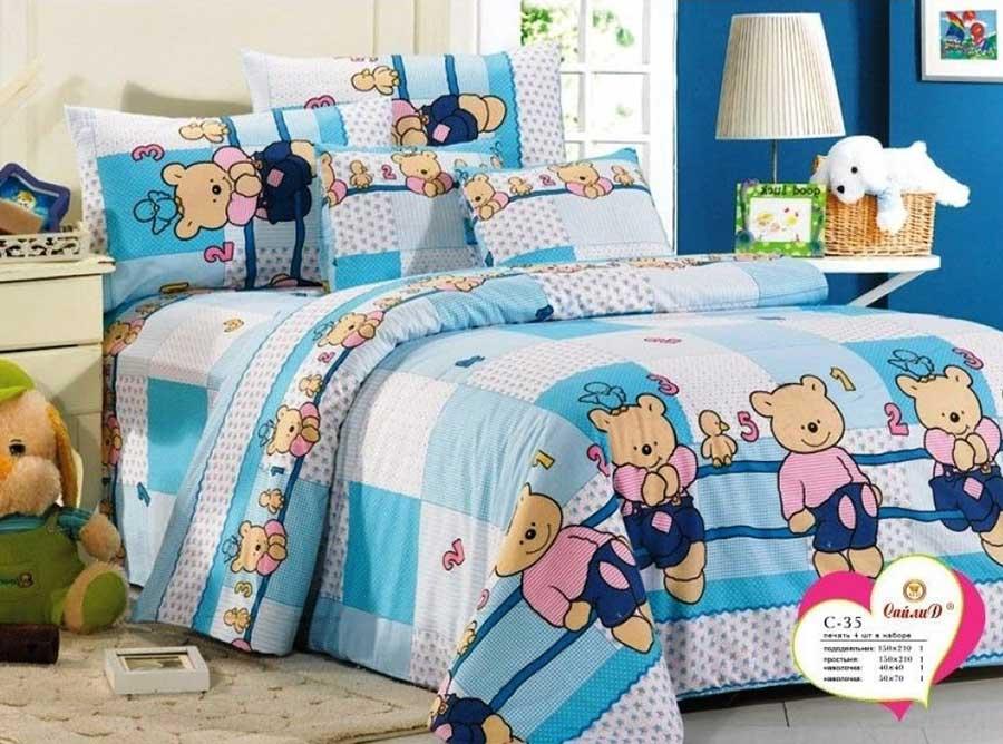 Детское постельное белье Сайлид C-35