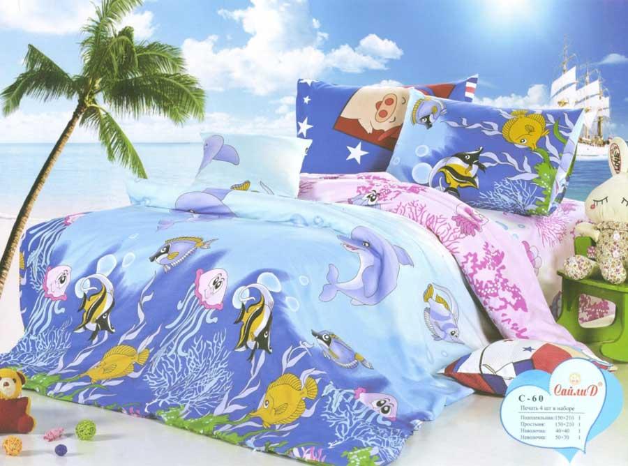 Детское постельное белье Сайлид C-60
