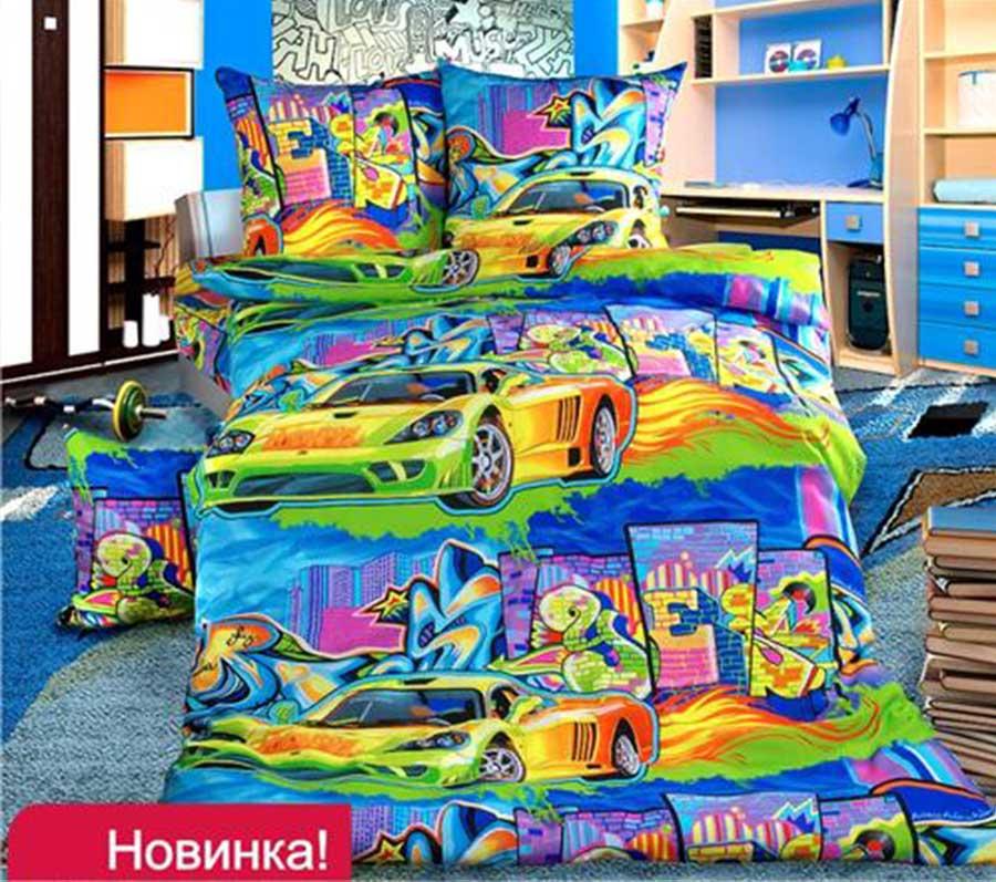 Детское постельное белье Valtery ДБ-31