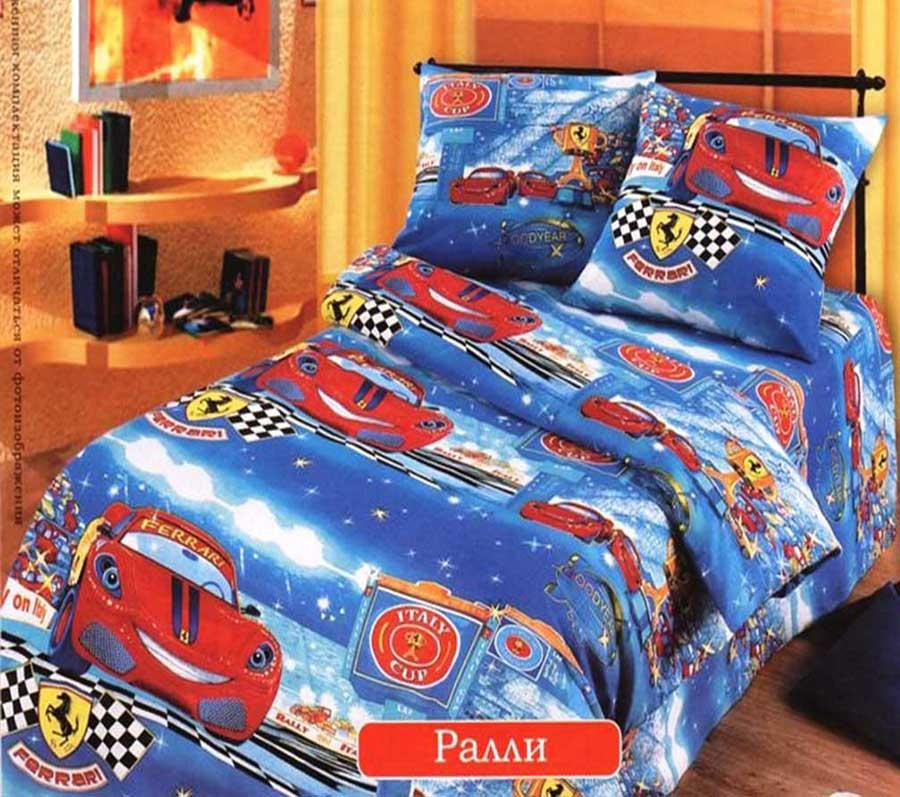 Детское постельное белье Valtery ДБ-33
