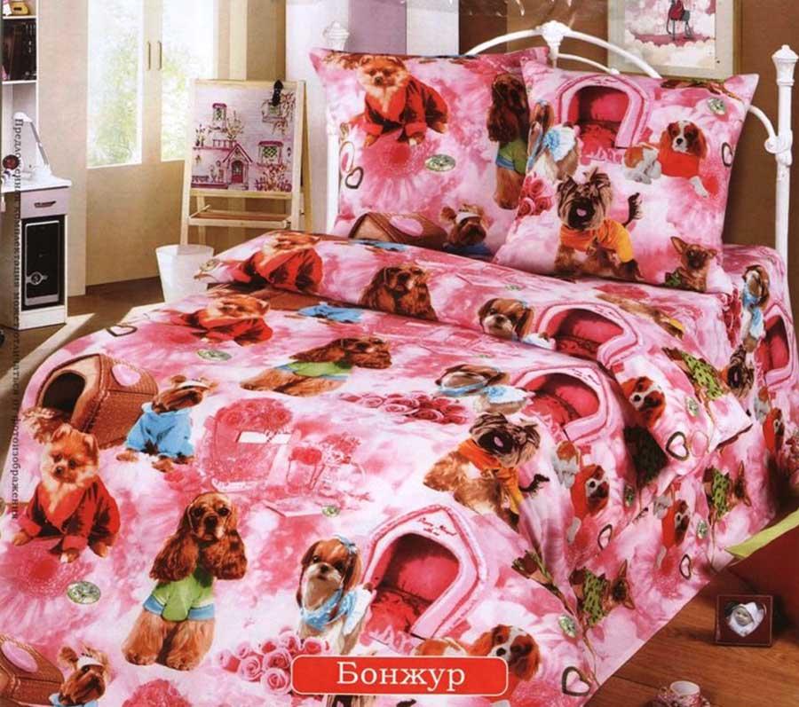 Детское постельное белье Valtery ДБ-34