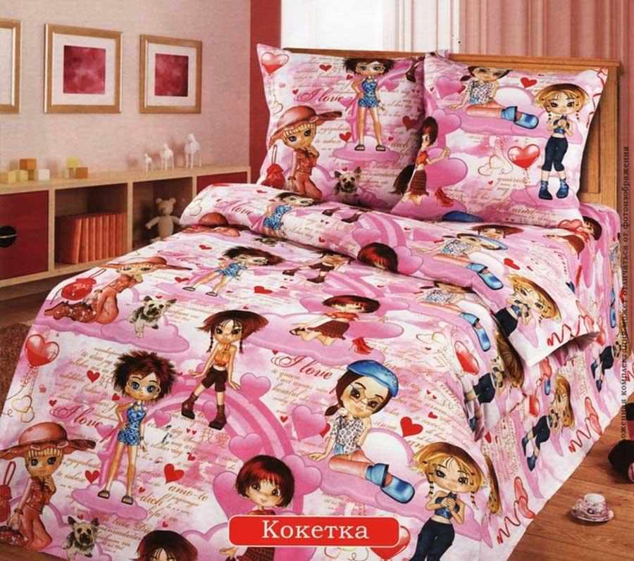 Детское постельное белье Valtery ДБ-37