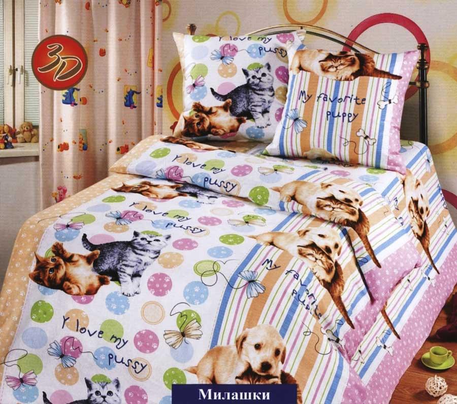 Детское постельное белье Valtery ДБ-41