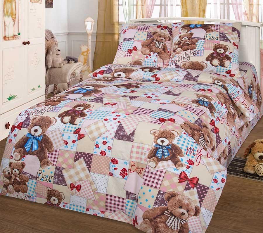 Детское постельное белье Valtery ДБ-46