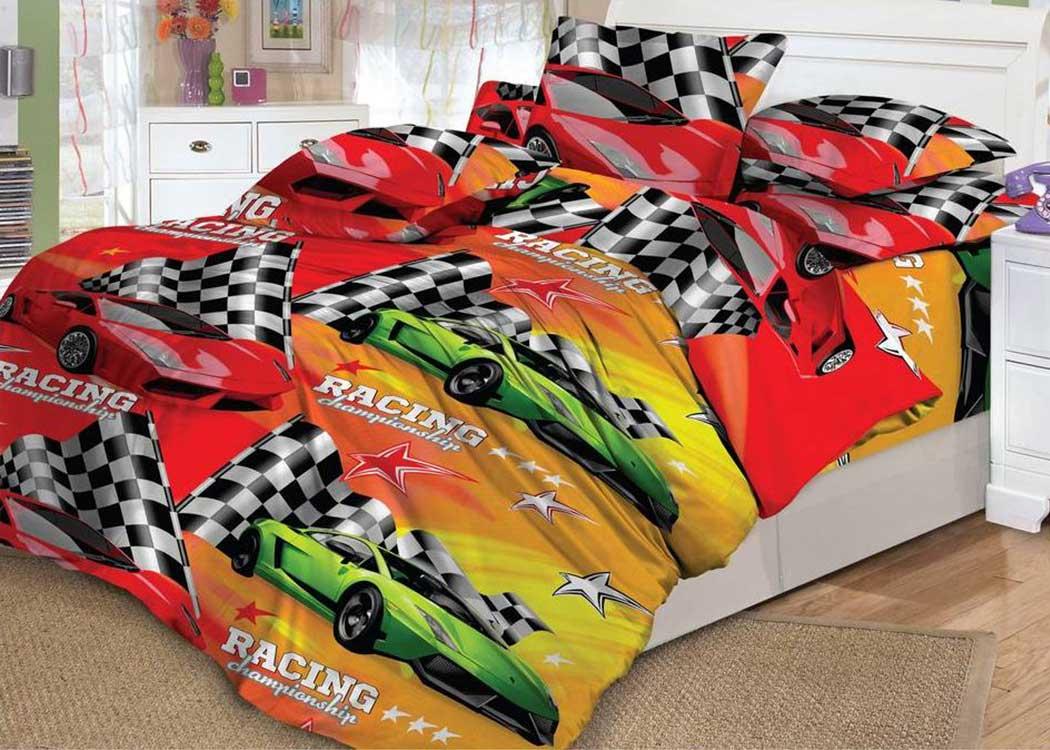 Детское постельное белье Valtery DL-12 Мото