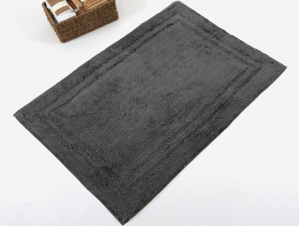 Коврик для ванной Irya Margot Antrasit темно-серый
