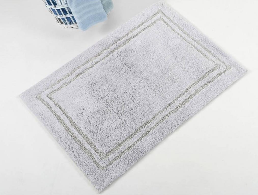 Коврик для ванной Irya Margot Gri светло-серый