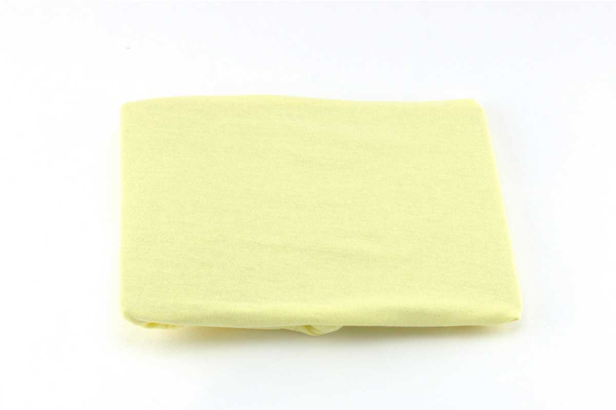 Наволочки Valtery трикотажные NT-желтый