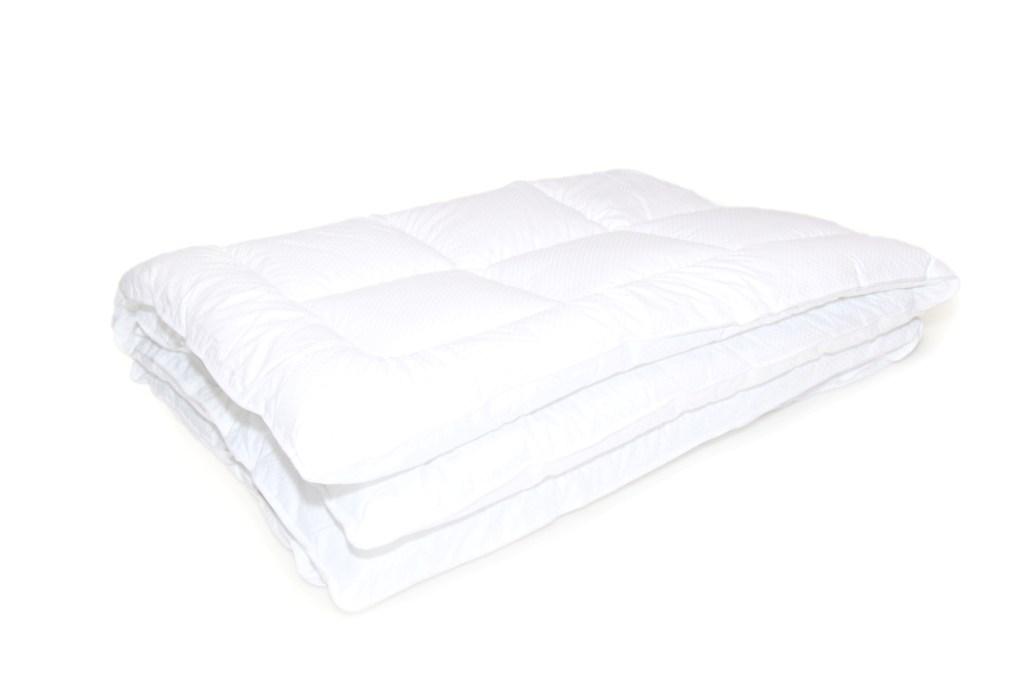 Одеяло Пиллоу бамбук классическое белое