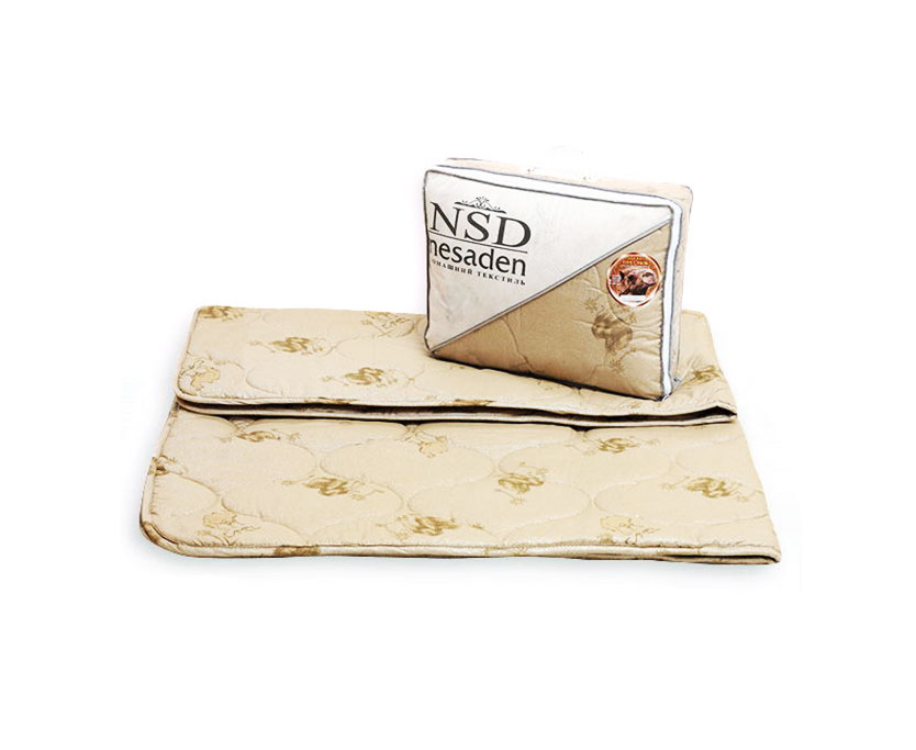 Одеяло из верблюжьей шерсти Несаден