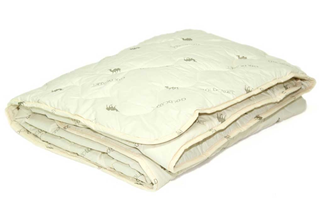 Одеяло Пиллоу верблюжья шерсть люкс облегченное