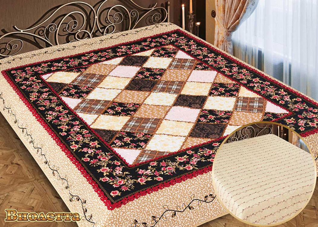 Одеяло-покрывало I.M.A. GOLD Виолетта