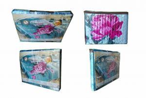 Барокко Покрывало Марианна шелк 3D