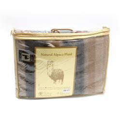 Плед INCALPACA (55% шерсть альпака 45% шерсть мериноса) PBA-8
