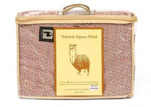 Плед INCALPACA (100% шерсть альпака) PBA-5