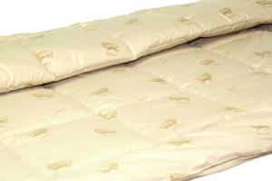 Одеяло Пиллоу Овечья шерсть люкс