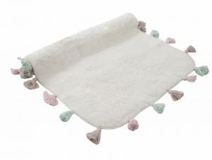 Коврик для ванной Irya Lucca Ecru молочный