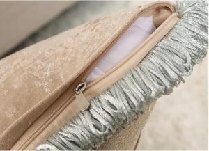 Декоративная наволочка с вышивкой m-06