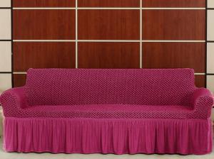 Чехол на трехместный диван Altinkoza Фуксия
