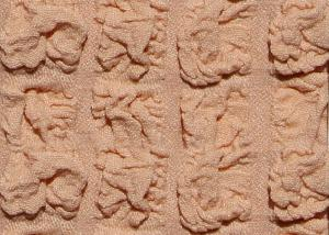 Чехол на диван и  кресла на резинке с юбкой Песочный