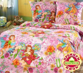 Детское постельное белье Valtery ДБ-26