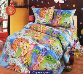 Детское постельное белье Valtery ДБ-40