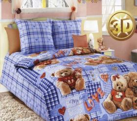 Детское постельное белье Valtery ДБ-42
