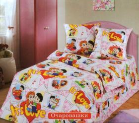 Детское постельное белье Valtery ДБ-48