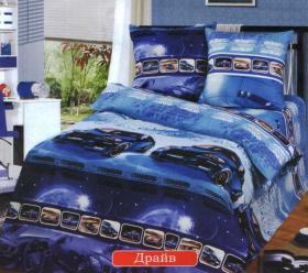 Детское постельное белье Valtery ДБ-49