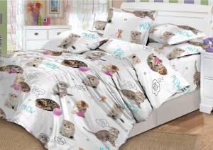 Детское постельное белье Valtery DL-18 Пушистики