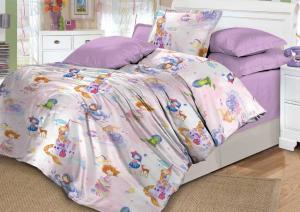 Детское постельное белье Valtery DL-2 Маленькая принцесса