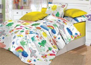 Детское постельное белье Valtery DL-3 Радуга
