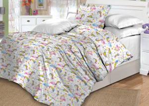Детское постельное белье Valtery DL-9 Единороги
