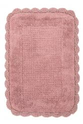 Коврик для ванной Irya Denzi Rose малиновый