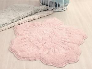 Коврик для ванной Irya Rosalinda Pembe розовый
