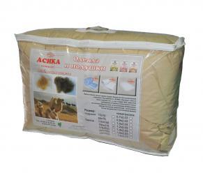 Одеяло из верблюжьей шерсти Асика