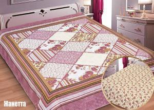 Одеяло-покрывало I.M.A. GOLD Жанетта