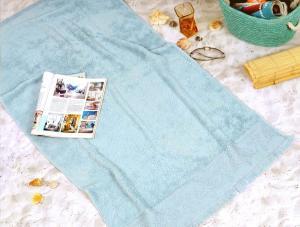 Полотенце банное Irya Molly L.Blue св.голубой