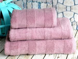 Полотенце банное Irya Nova Mudrum фиолетовый