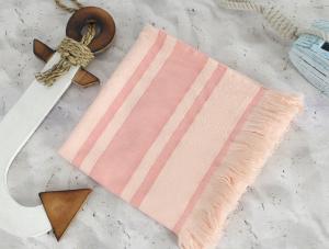 Полотенце пляжное Irya Derin Somon св.розовый