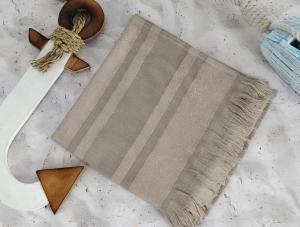 Полотенце пляжное Irya Derin Vison коричневый