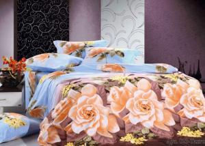 Постельное белье сатин 3D Diva Afrodita Premium 023-Танго